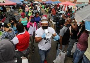 ¿De verdad se aplanó la curva de contagios por coronavirus en Venezuela? Expertos dudan del régimen