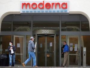 Moderna Inc dice que está discutiendo con países acuerdos de suministro de vacuna contra Covid-19