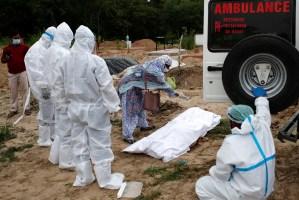 Más de 715.000 muertos por la pandemia del coronavirus en el mundo