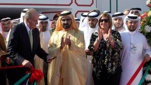El rey Juan Carlos, más cerca de sus amigos: Ahora lo sitúan en un espectacular hotel de Abu Dhabi