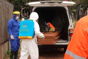 Venezuela pasó la barrera de las 900 víctimas del coronavirus