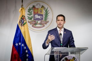 Guaidó: Contamos con el respaldo de Estados Unidos