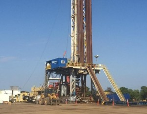 La última plataforma de perforación petrolera sale de Venezuela