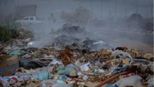Escasez de combustible propicia la acumulación de residuos biomédicos contaminados en Caroní