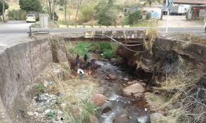 A punto de colapsar Puente La Chivata en Táchira por falta de mantenimiento