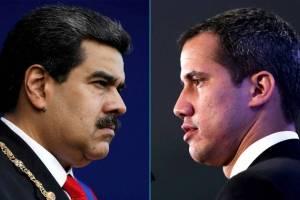 """Maduro apeló a su dudosa """"rivalidad"""" con Capriles por temor a encarar a Guaidó"""