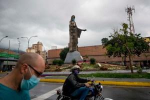 De complot contra China a virus colombiano, la narrativa venezolana del Covid-19