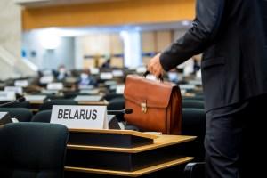 La ONU pide a Bielorrusia cese de la violencia contra manifestantes