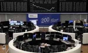Las bolsas europeas se resienten de la amenaza de una segunda ola de Covid-19