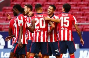 """Un jugador del Atlético Madrid dio detalles de la """"salvaje"""" preparación que realiza el equipo de Simeone"""