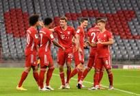 Bayern Múnich propinó una goleada de escándalo al Schalke en el inicio de la Bundesliga