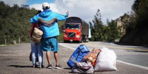 El fin de la cuarentena reactiva el retorno de venezolanos a Colombia