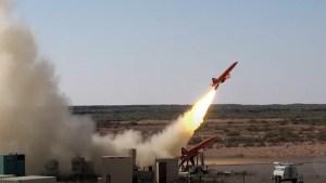 """VIDEO: Estados Unidos interceptó un misil """"ruso"""" con un obús hipersónico"""
