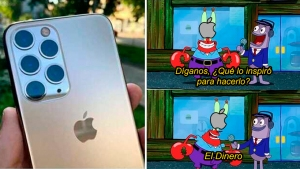 #AppleEvent  La ausencia del iPhone 12 dejó graciosos memes