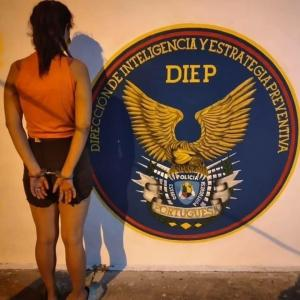 Creyeron que joven había sido secuestrada, pero todo fue una mentira… ahora está a las órdenes de la Fiscalía (Fotos)