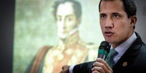 Guaidó en Foro Nueva Economía: No estamos dispuestos a convivir con la dictadura