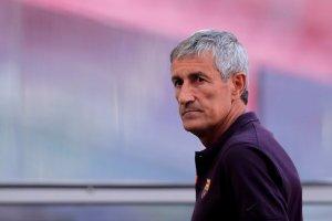 Quique Setién publicó un duro comunicado contra el Barcelona tras su destitución