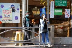 Irán registró récord de fallecidos por coronavirus en las últimas 24 horas