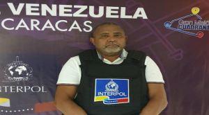 """""""Narco"""" buscado por Francia fue detenido en Venezuela tras denunciar extorsión policial"""