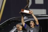 Corey Seager se llevó el premio MVP de la Serie Mundial