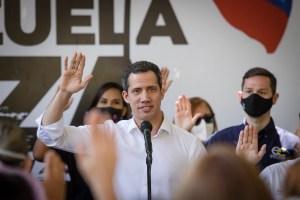 Guaidó celebró el respaldo de la Unión Europea al Gobierno Legítimo