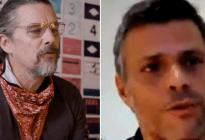 Leopoldo López conversó con este actor de Hollywood antes de escapársele a Maduro (VIDEO)
