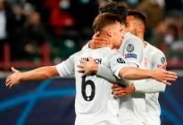 El Bayern Múnich sufrió para vencer al Lokomotiv de Moscú con un hermoso gol de Kimmich (Video)