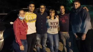 Liberados los jóvenes Elías Rodríguez y Yeferson Sarcos, quienes fueron detenidos junto a Roland Carreño