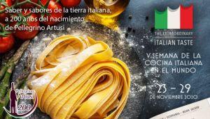 Venezuela celebrará la V Semana de la Cocina Italiana en el Mundo
