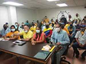 Primero Justicia Bolívar invita a participar sin miedo en la Consulta Popular