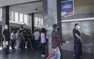 """Así trabajará el Saime durante la semana de """"flexibilización"""" en Venezuela"""