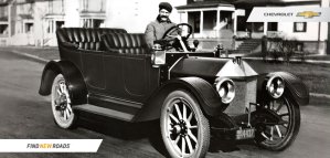 Chevrolet está cumpliendo 108 años: Un brevísimo repaso por su larga historia