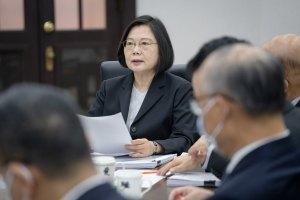 Presidenta de Taiwán tiene fe en que Estados Unidos defenderá la isla