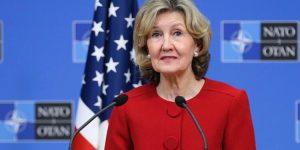 Representante del gobierno de Trump ante la OTAN reconoció a Biden como presidente