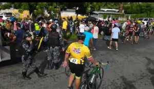 Un ciclista fallecido y tres heridos dejó un accidente en el Zulia