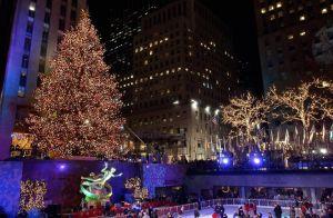 Para ver el Árbol de Navidad del Rockefeller Center a partir del jueves se necesitará un ticket virtual