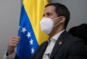 Juan Guaidó: Asumo el riesgo de quedarme en Venezuela y buscar más sanciones para el régimen de Maduro