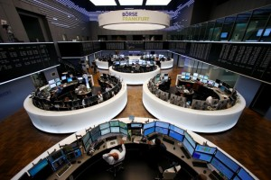 Las bolsas europeas abren a la baja pese a los máximos de Wall Street