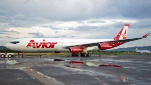 Estas son las fechas y horarios de vuelos Caracas-Cancún que ofrece Avior Airlines