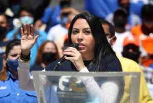 Delsa Solórzano: La Consulta Popular es nuestra y no nos la quita nadie