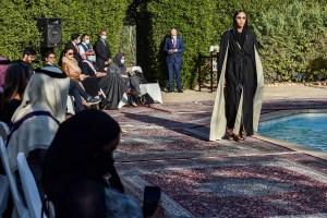 """El desfile de moda """"chic"""" y púdico que rompió los esquemas en Arabia Saudita (Fotos)"""