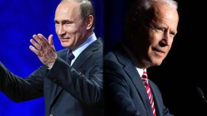 Tras primer diálogo, Biden expresó a Putin su preocupación por el envenenamiento de Navalny