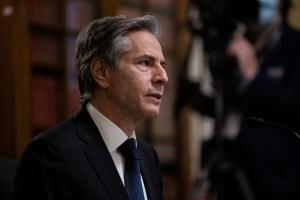 Senado de EEUU confirmó a Antony Blinken como secretario de Estado