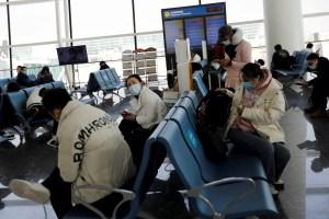 La temporada de viajes del Año Nuevo Lunar en China pierde fuelle por los casos de Covid