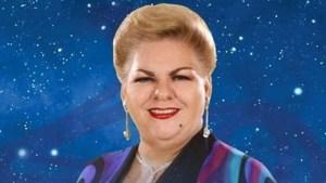La cantante mexicana Paquita la del Barrio se inscribió como precandidata a diputada en Veracruz