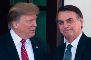 Trump, Bolsonaro, Johnson, Macron y otros líderes que contrajeron el coronavirus
