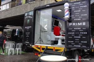 Primera barbería móvil en Venezuela: Entre la innovación y el reto de llegar a todos (Video)