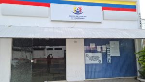 Centro de Atención al Venezolano en Brasil fue atacado por sujetos desconocidos