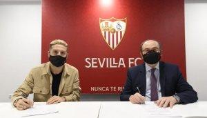 """El argentino Alejandro """"Papu"""" Gómez, nuevo jugador del Sevilla"""