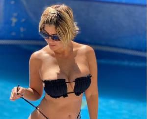 ¡Respira hondo! La señora más sexy de Venezuela te dejó un regalito súper caliente en Instagram (FOTOS)
